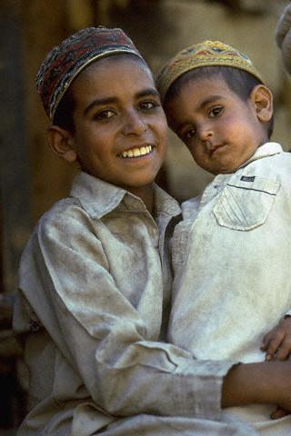 Deux frères afgans