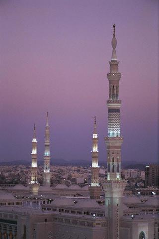 Mezquita del Profeta, Medina