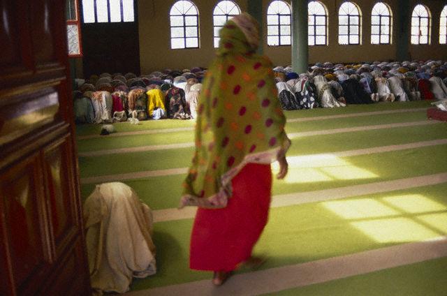 Mosquée en Etiopie