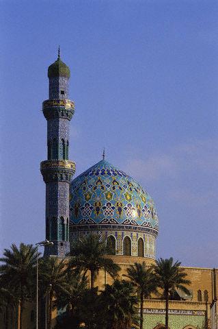 Mosquée iraquienne