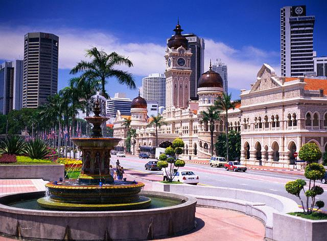 Paisaje urbain en Malaisie