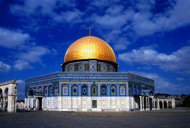 Mosquée al Qods, en Palestine