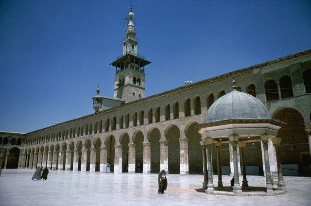 Mezquita siria