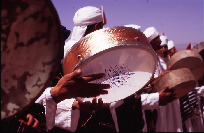 Percusión amazigh