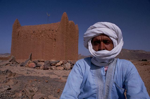 Nomade algérien