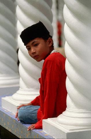 Niño de Brunei