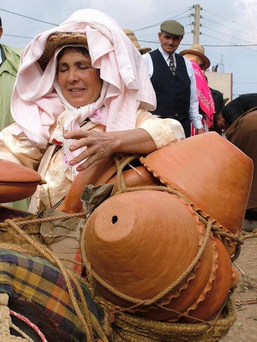 Potière du Nord du Maroc