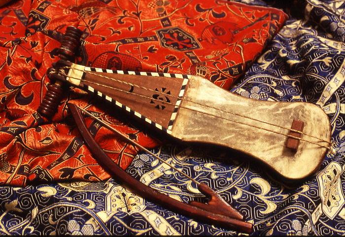 Instrument ancient arabe
