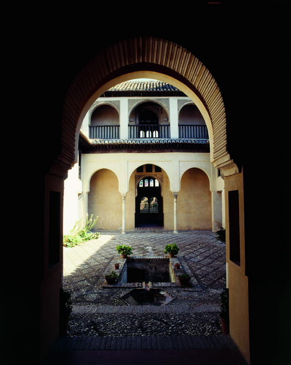 Alhambra, patio de Al Horra