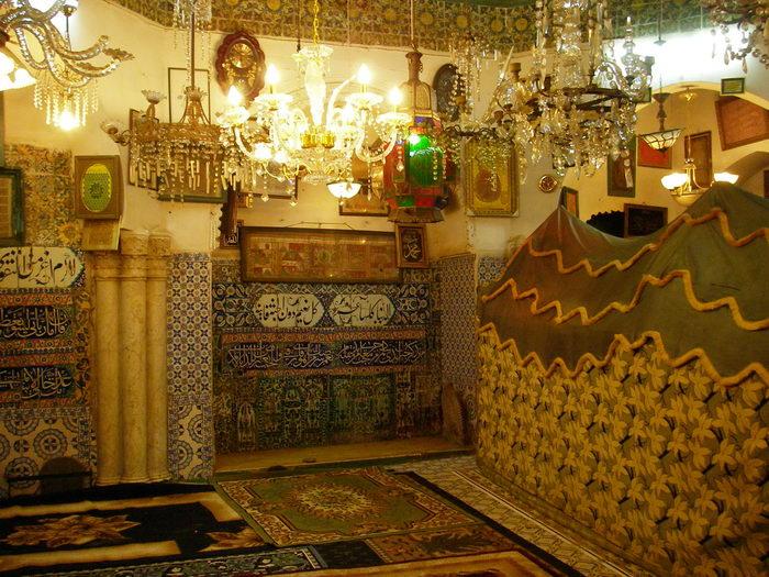Tombeau de Sidi Abderrahman à Alger