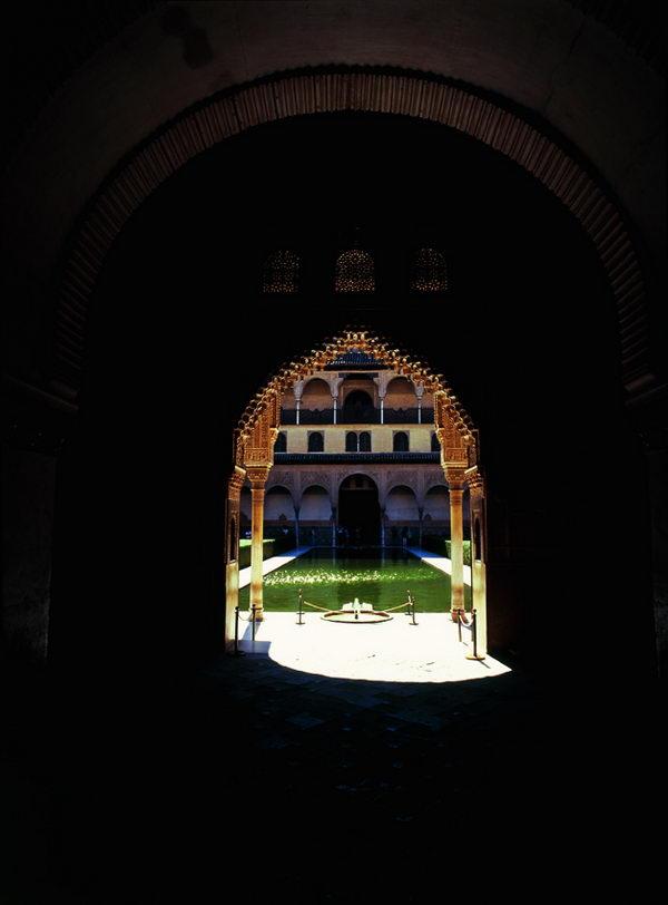 Patio de Arrayanes de la Alhambra