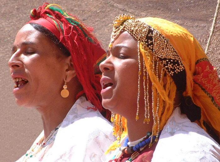 Mujeres de Khenifra, Marruecos