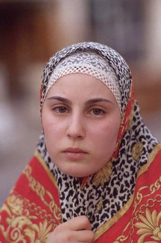 Jeune iraquienne