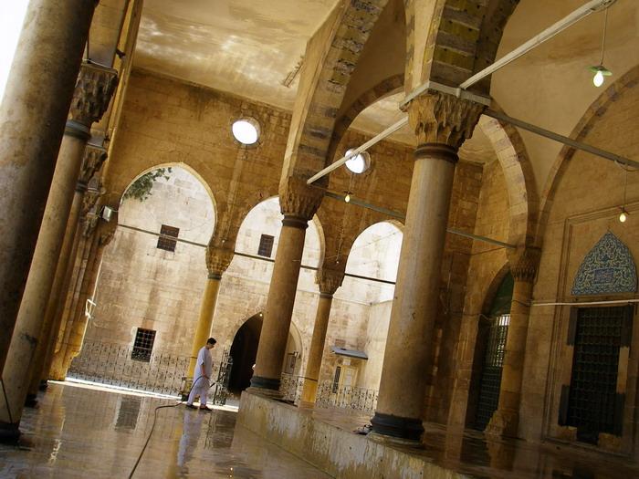 Mezquita otomana