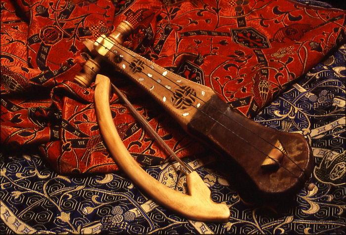 Instrumento árabe