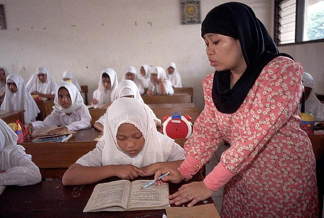 Madrasa en Indonesia