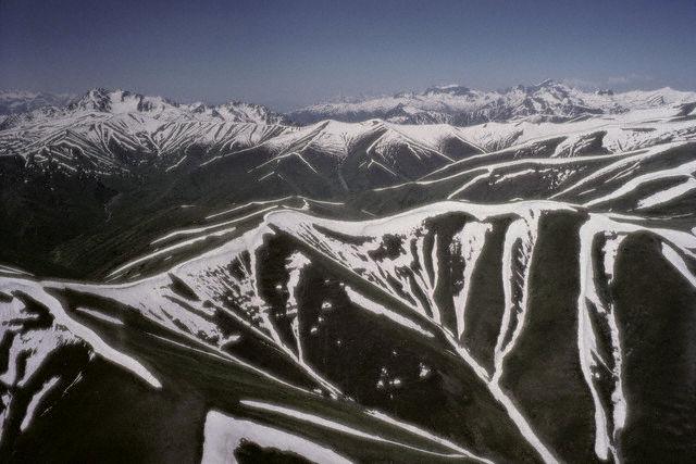 Montañas de Tajikistán