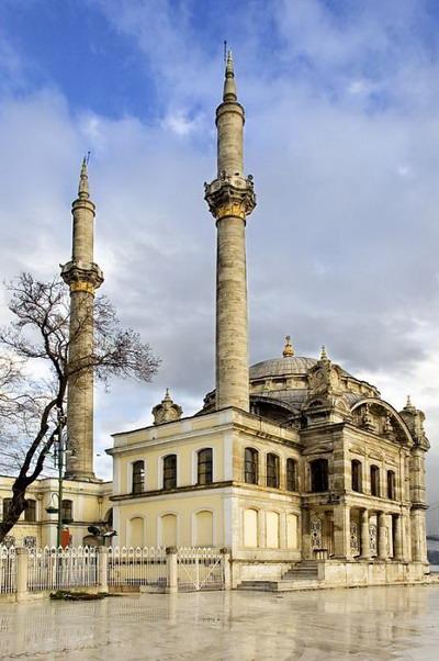 Mezquita Mecidiye
