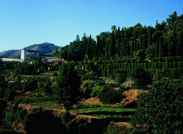 Huertas del Generalife
