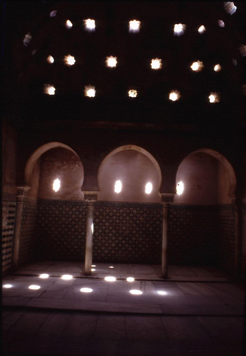 Baño de la Alhambra
