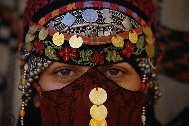 Joven beduina