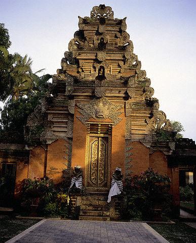 Templo indonesio