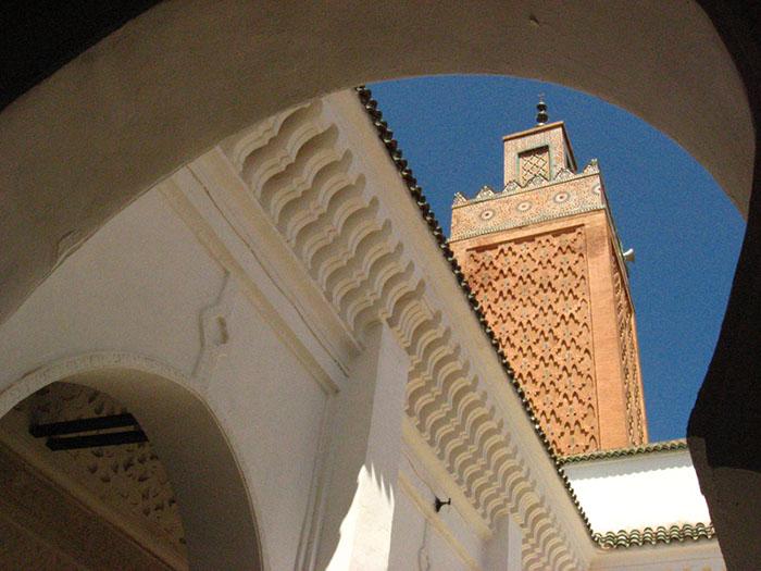Mezquita meriní. J.S.