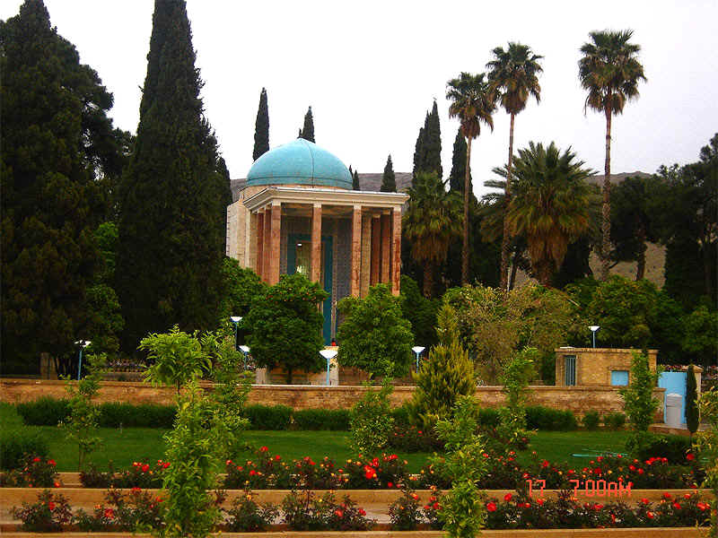 Mausoleo de Sadi, Irán