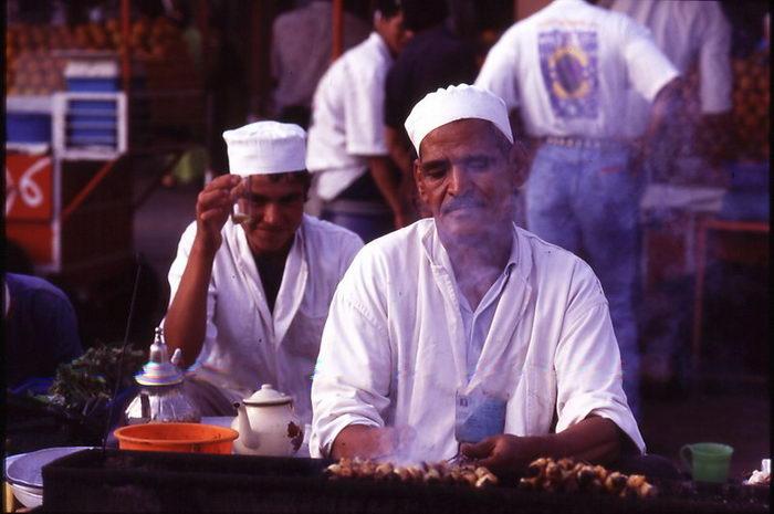 Jmaa el Fna, Marrakech
