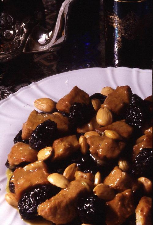 Tayin de carne