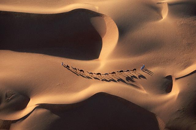 Desierto mauritano