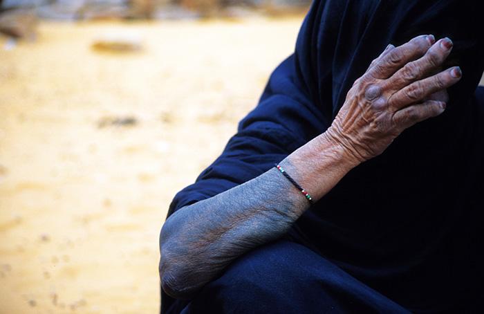 Anciana mauritana (J. Ibarra)