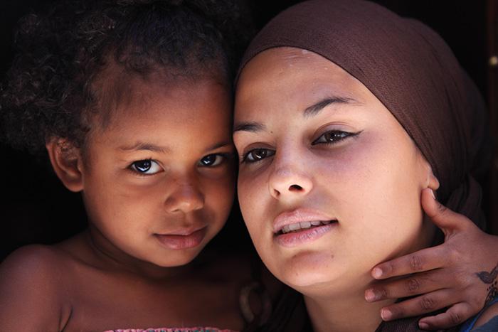 Madre e hija (J.Ibarra)