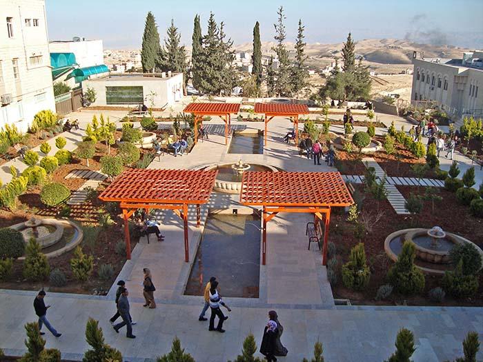 Visita técnica al sur de Líbano y Palestina
