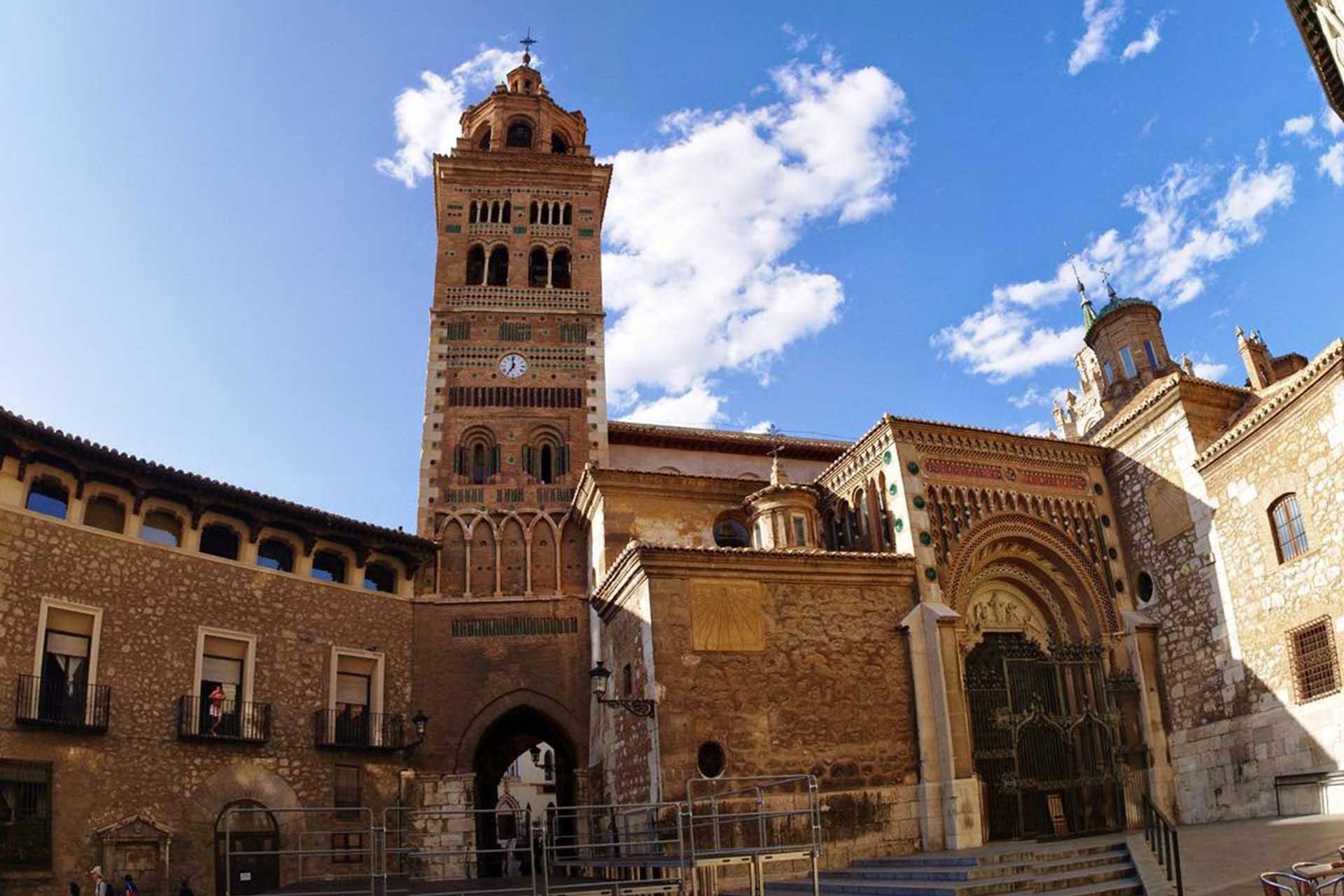 Resultado de imagen de Catedral de Teruel