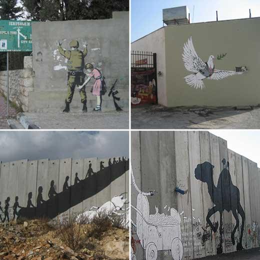 Resultado de imagen de el muro de Belén
