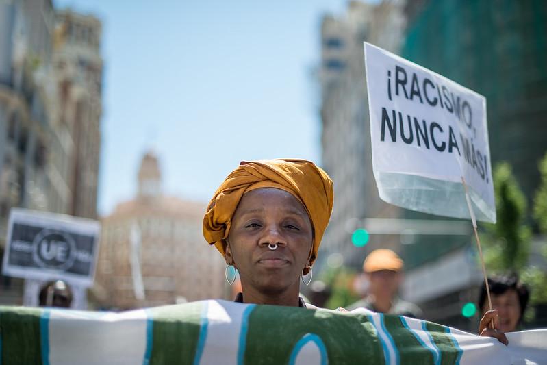 Colaboramos en la Estrategia Integral contra el racismo - FUNCI ...